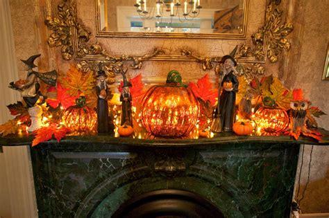 fall mantle decorations octoberfarm decorating a fall mantel