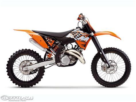 Does Ktm Still Make Atvs 2008 Ktm Motocross Look Motorcycle Usa