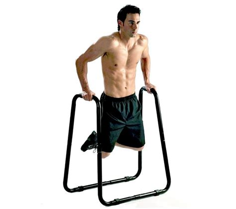 new ultimate press dip stand chest exercise strength