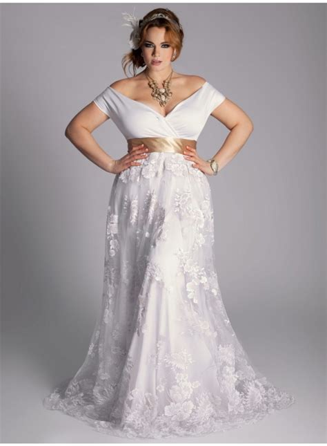 plus size wedding dress tips gallery