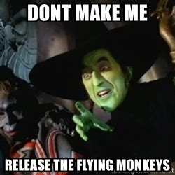 Flying Monkeys Meme - flying monkeys meme 28 images pinterest the world s