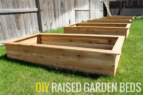 diy garden beds our diy raised garden beds chris loves julia