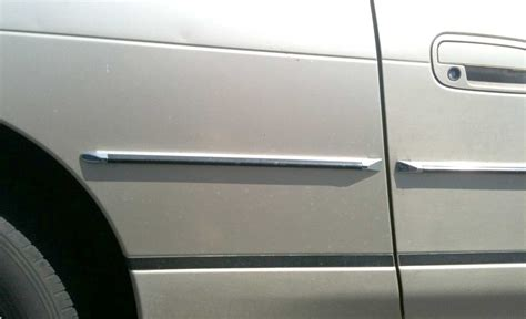 Side Moulding List Sing Chrome Spin 1 5 8 inch aluminum rivet on channel molding chan75 customautotrim