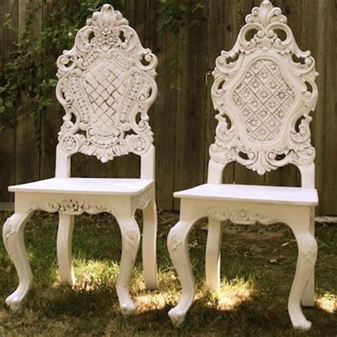 vintage and groom chairs kourt s wedding