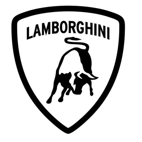 lamborghini symbol drawing lamborghini logo drawing at getdrawings com free for