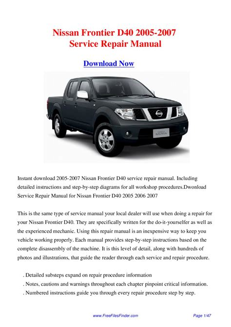 chilton car manuals free download 2007 nissan xterra transmission control service manual pdf 2007 nissan frontier workshop manuals 2007 nissan frontier service