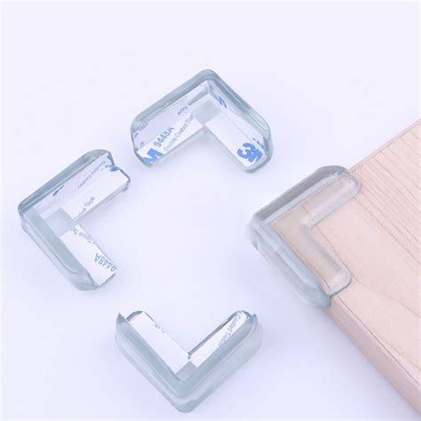 Silicone Bumper Pengaman Siku Sudut Meja 10 Pcs silicone bumper pengaman siku sudut meja 10 pcs transparent jakartanotebook