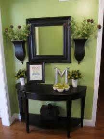 Entry Way Table Decor by Entryway Ideas For Interior Home Design Home