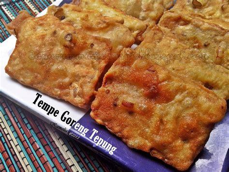 Tempe Goreng Asin cozy kitchen tempe goreng tepung