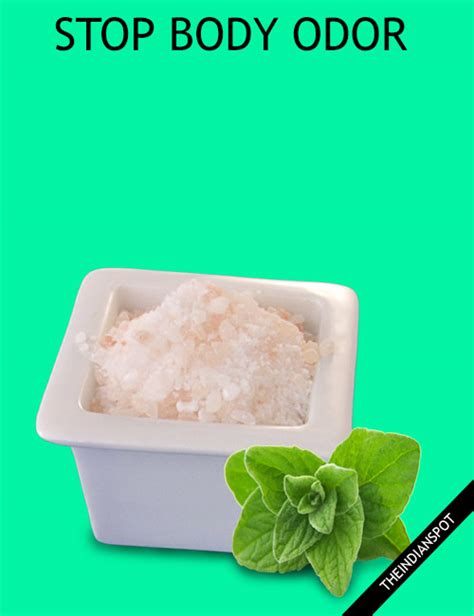 Quit Detox Odor by Stop Odor Naturally With Bath Recipes Theindianspot