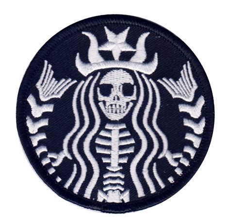 tattoo patches dead barista mermaid rockabilly