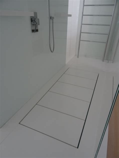 corian tile corian glacier white shower floor with corian tiles cook