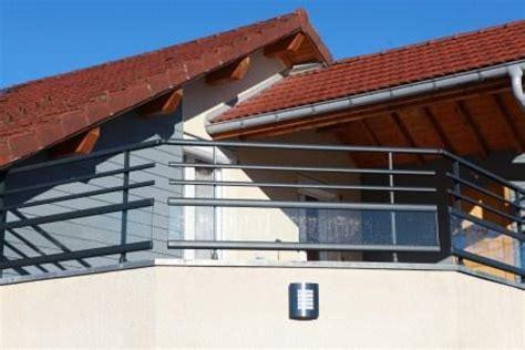 Aluminium Terrasse by Balustrade Terrasse Et Balustrade Alu