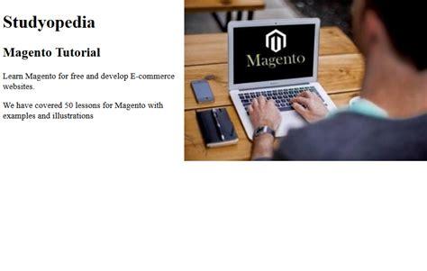 background image position css background studyopedia