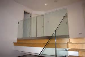 glass balustrades and stainless steel handrails in bristol