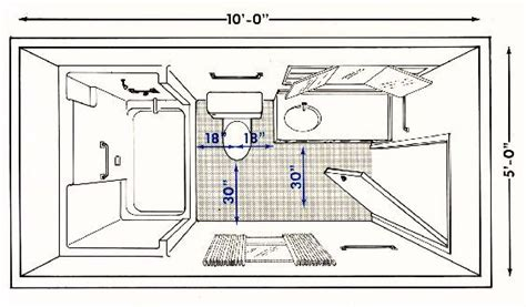 how to design a bathroom floor plan small narrow bathroom with shower layout google search