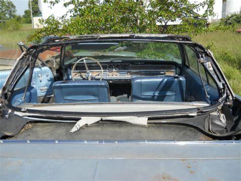 pontiac classic parts 1965 pontiac bonneville convertible and parts car