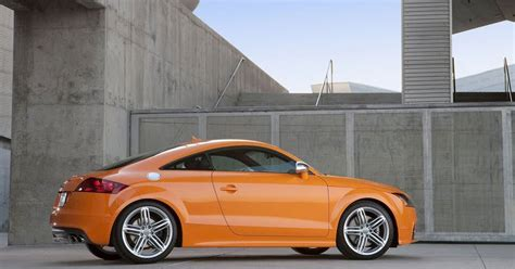 Test Audi Tts Coupe by Top Gear 2011 Audi Tts Coupe