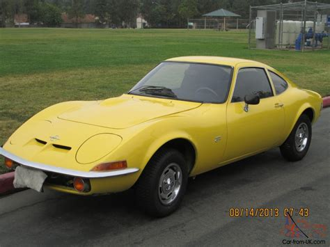 1970 opel gt parts 1970 opel opel gt coupe 2 door 1 9l