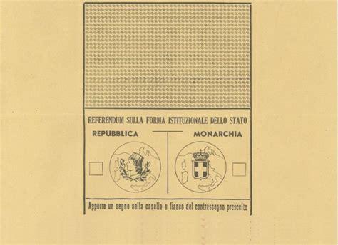 ufficio elettorale bolzano referendum istituzionale 1946 archivi della transizione