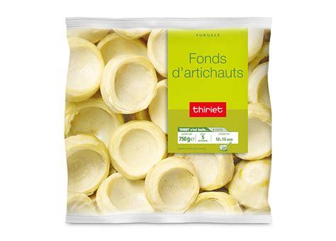cuisiner fonds d artichauts fonds d artichauts surgel 233 gamme pommes de terre