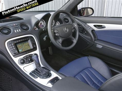 Sl55 Interior by Mercedes Sl55 Buying Guide Interior Pistonheads