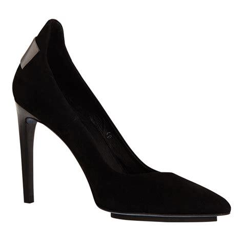 chaussure comptoir des cotonniers escarpins noirs comptoir des cotonniers 50 escarpins