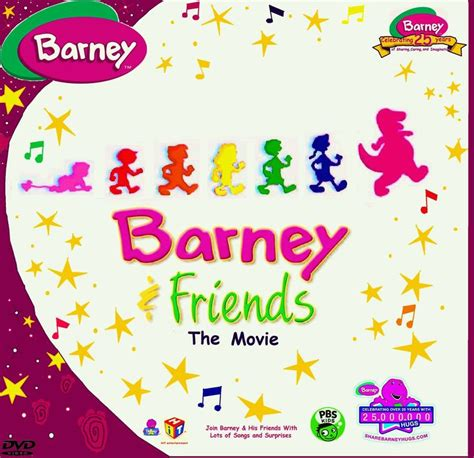 barney and friends dvd everybody barney but now hit entertainment presents