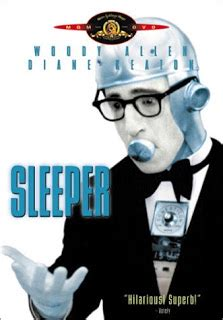 Woody Allen The Sleeper by A Page Sleeper