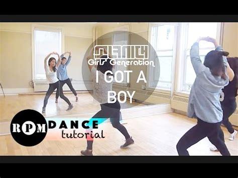 tutorial dance i got a boy girls generation quot i got a boy quot dance tutorial pre chorus