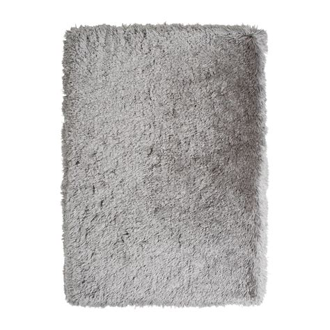 polar rug with think polar pl95 rug in light grey next day select day delivery
