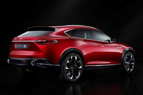 mazda cx1 mazda koeru concept previews upcoming cx 7 suv carscoops