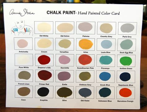 sloan chalk paint colors projects chalk paint colors sloan chalk paint and