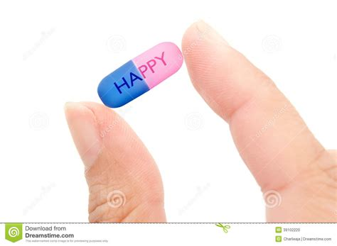 mood l for depression happy pill stock photo image of antidepressants capsule