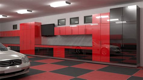 Custom Garage Interiors by Custom Garage Interiors Www Pixshark Images