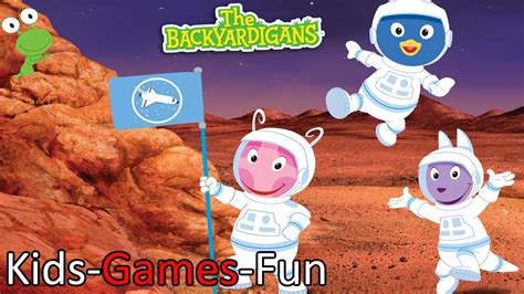Backyardigans Mission To Mars The Backyardigans Mission To Mars Page 3 Pics About Space