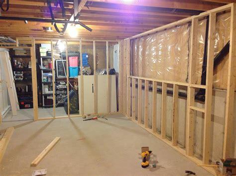 basement framing techniques architecture step fibergl