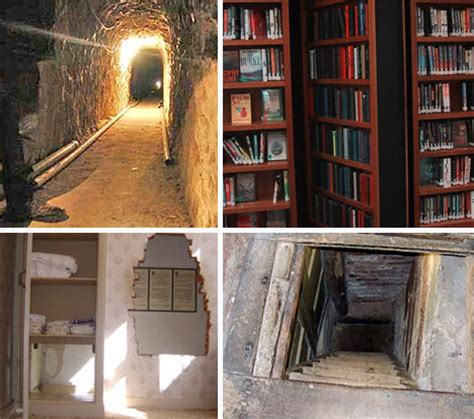 houses with secret rooms and passageways 10 historical secret rooms mysterious passages urbanist