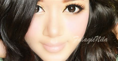 Softlens May ibb muc may 2014 with japan softlens gyaru kei the