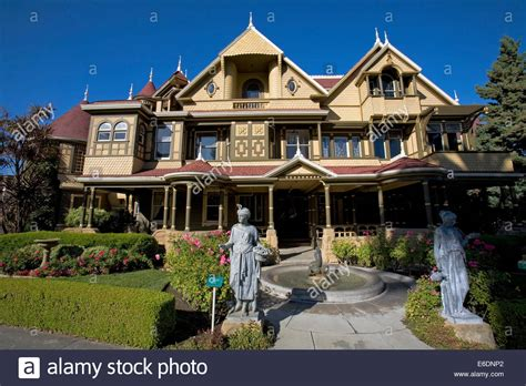houses to buy in winchester winchester mystery house san jose california usa stock photo royalty free image