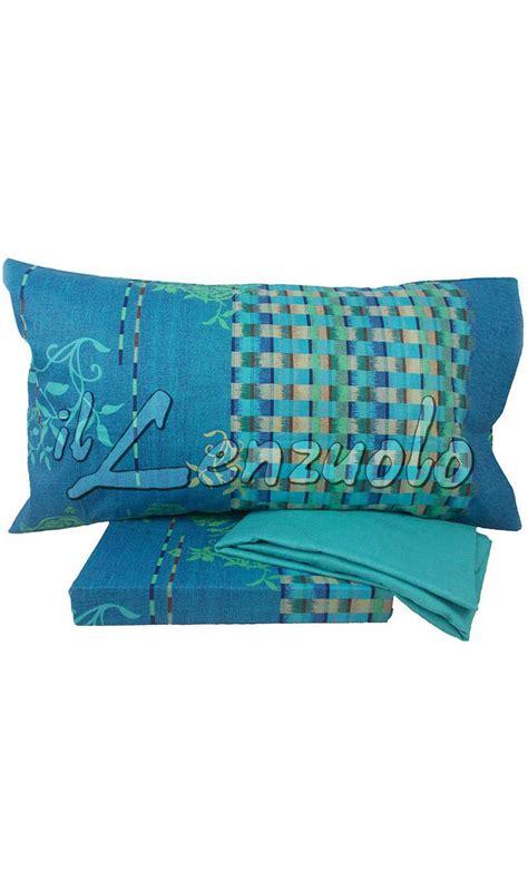 lenzuola per letto matrimoniale completo lenzuola letto matrimoniale matting di bassetti