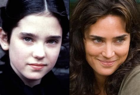jennifer connelly plastic surgery before and after