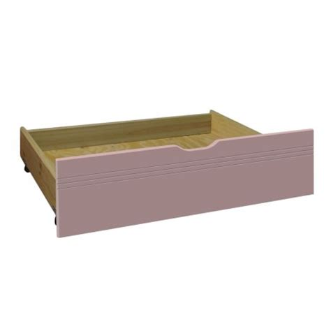 Colour Underbed Box pair of underbed drawers in solid pine in 10 colour options