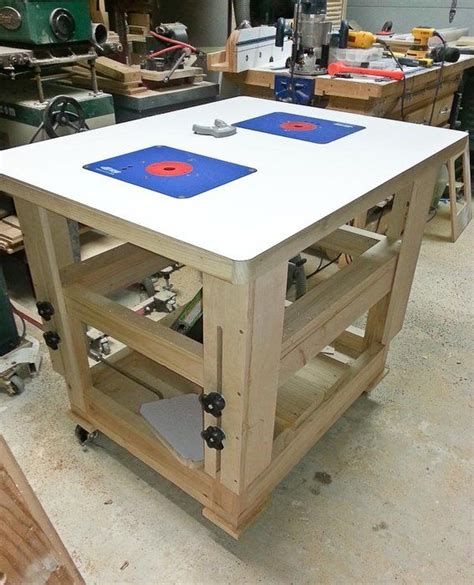 table routers woodworking 17 best images about workshop routers tables jigs on