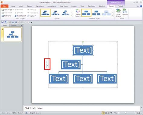 Insert An Organization Chart In Powerpoint 2010 How To Make An Org Chart In Powerpoint