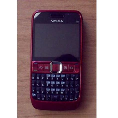 Hp Nokia E63 Symbian nokia e63 nokia e63 symbian os nokia e63
