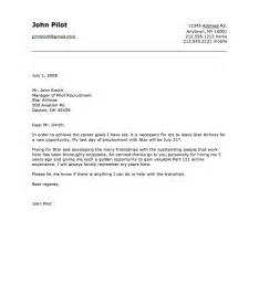 sample of airline pilot resignation letter resumes design