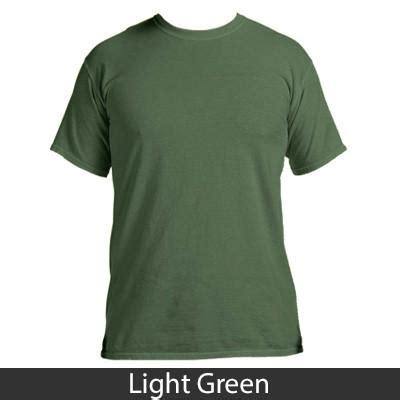 light green comfort colors sorority est printed custom t shirt greek gear and clothing