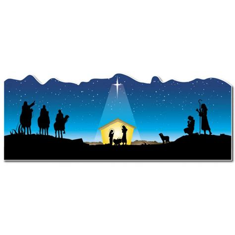 Search Results For Christmas Nativity Images Free Calendar 2015 Nativity Yard Sign Template