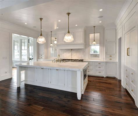 shiplap kitchen wall new construction interior design ideas home bunch